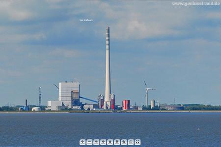 Wilhelmshaven Panoramabild