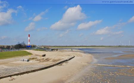 Geniusstrand JadeWeserPort Wilhelmshaven