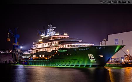 Wilhelmshaven Radiant Luxusyacht WHV desktop hintergrundbild win7 Desktophintergrund Wallpaper Maritime Impressionen Download Gratis Kostenlos